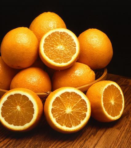 Oranges, Navel Orange