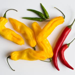 Peppers, Chili Peppers